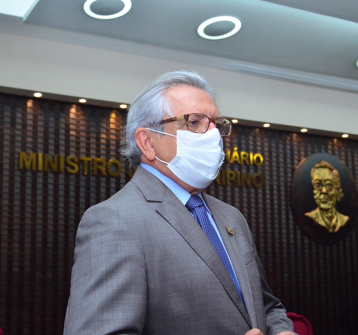Conselheiro Fernando Catão vai presidir o TCE no biênio 2021/2022 – Os  Guedes
